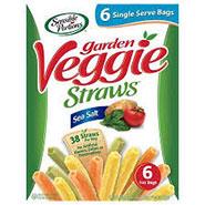 Sensible Portions Veggie Straws